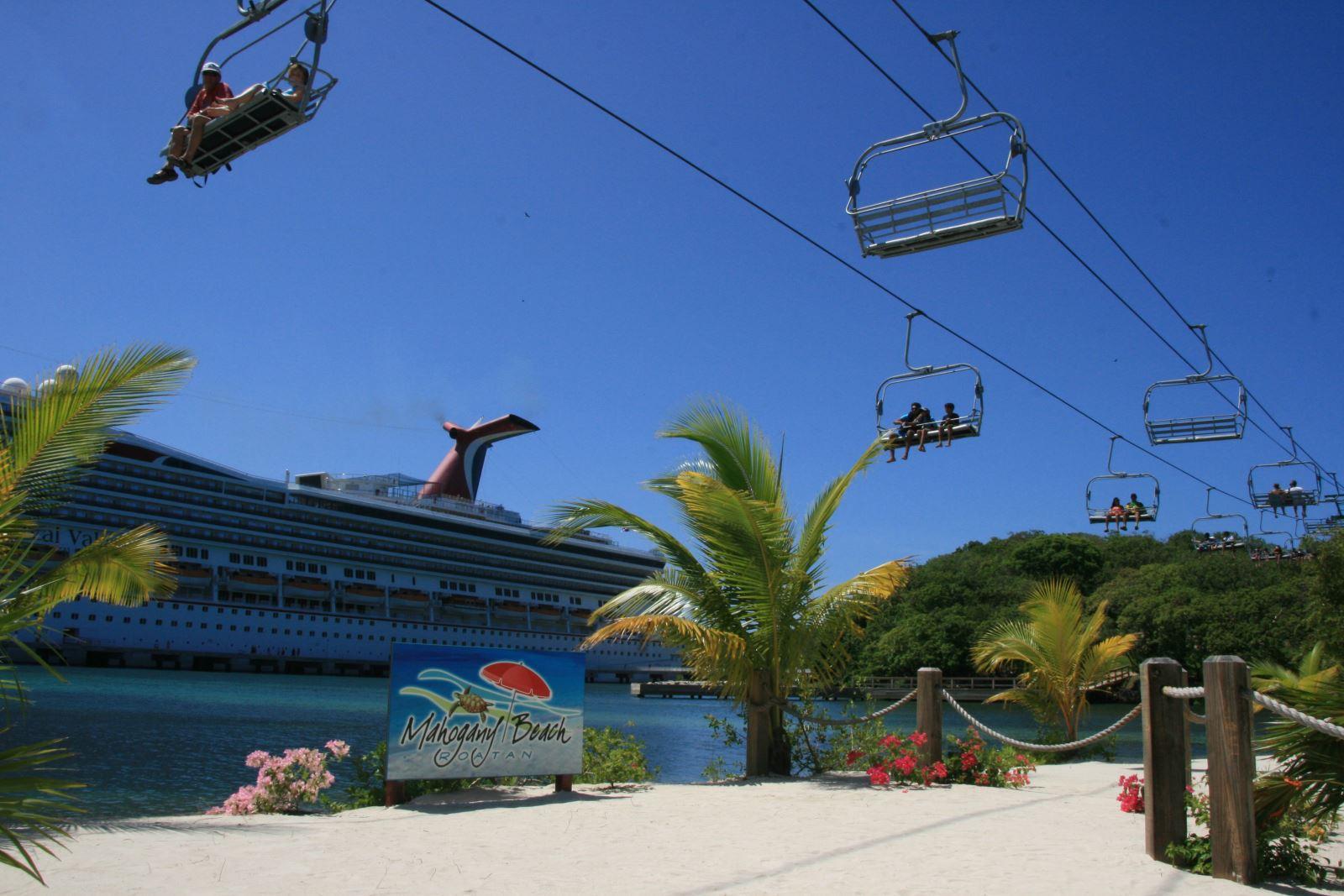 Mahogany Bay Cruise Center